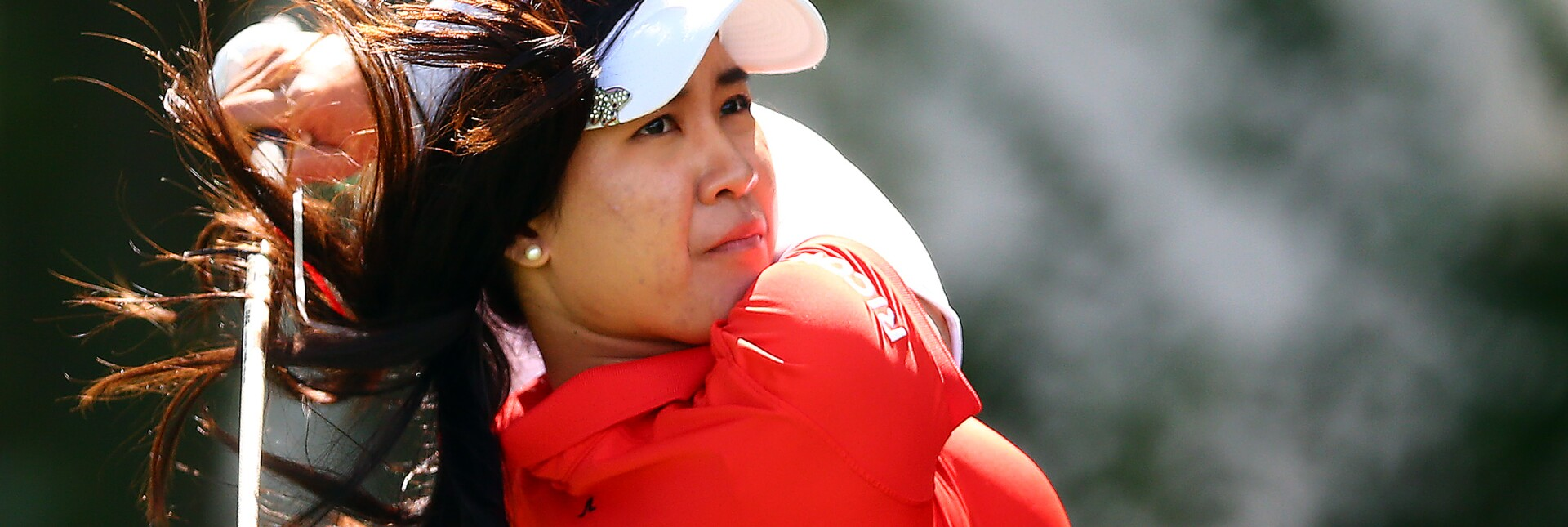 CP Women's Open - Round Two