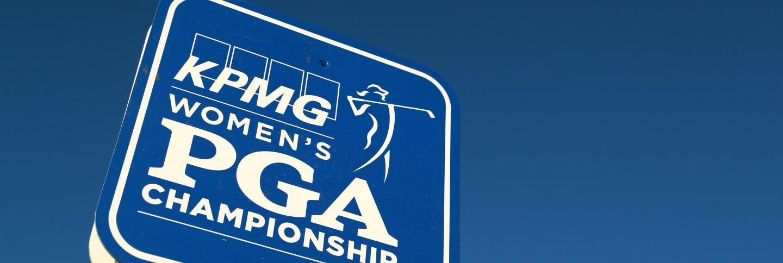 KPMG Women's PGA Championship - Preview Day 1