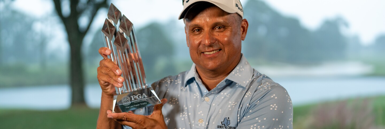 Omar Uresti Senior PGA Professional Championship