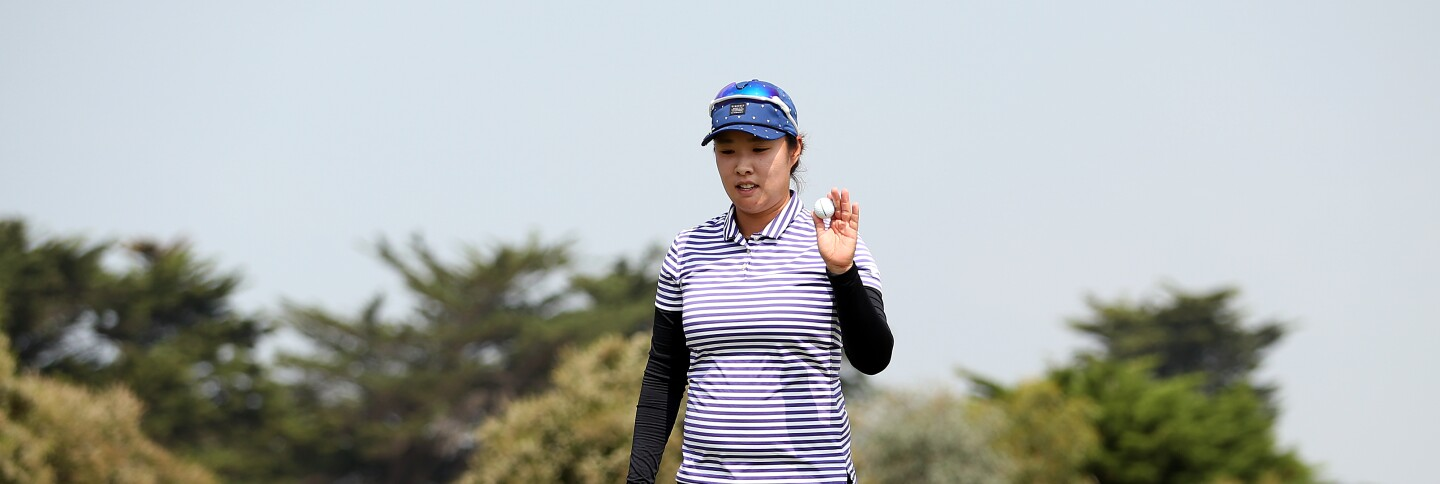 ISPS LPGA Handa Vic Open - Day One