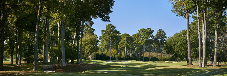 13th hole at Atlanta Athletic Club