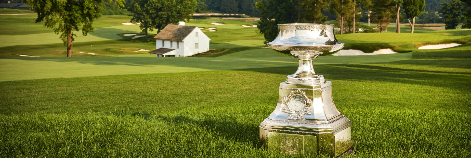 Aronimink Trophy Shot
