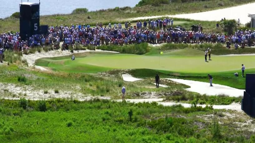 Rolex Minute: A truly historic Major Championship victory for Phil Mickelson at Kiawah Island and The Ocean Course