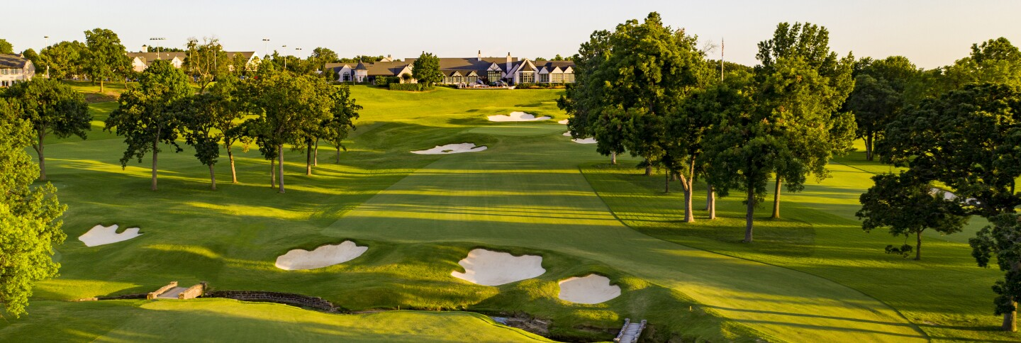 Southern Hills Country Club will host the 2030 PGA Championship